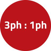 3ph 1ph