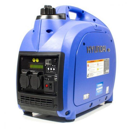 HY2000si Hyundai Petrol Invertor Generator