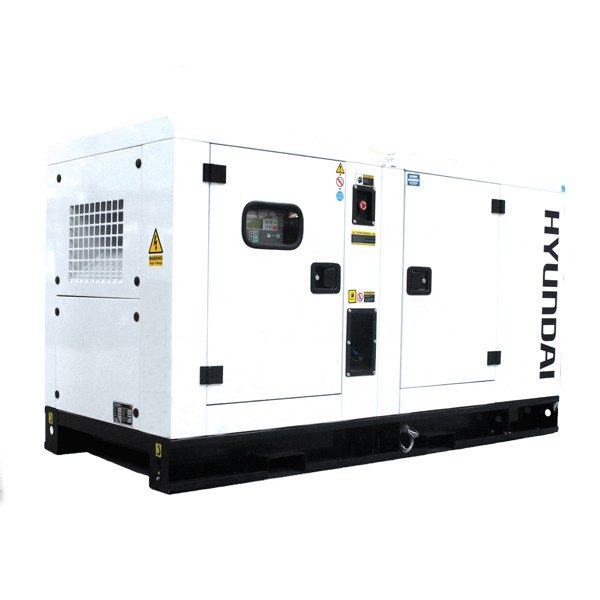 DHY35KSEm DHY53KSEM Hyundai Hampshire Generators