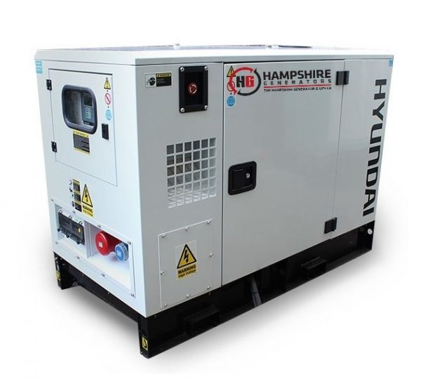 Hyundai-DHY11KSE-11kVA-1500rpm-Three-Phase-Diesel-Generator