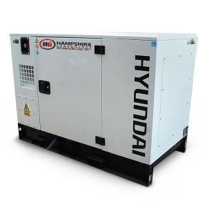 Hyundai DHY11KSE Diesel Generator