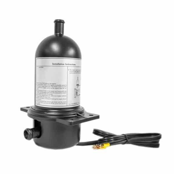 Coolant heater for Hyundai Diesel Generator