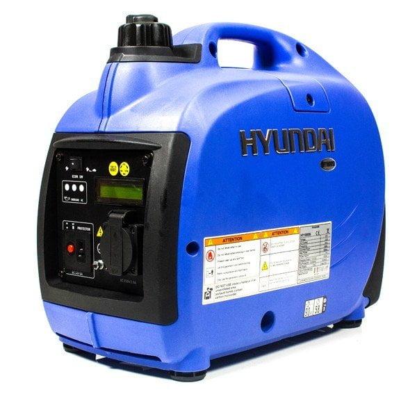 Hyundai-HY1000Si-1000W-Portable-Petrol-Inverter-Generator