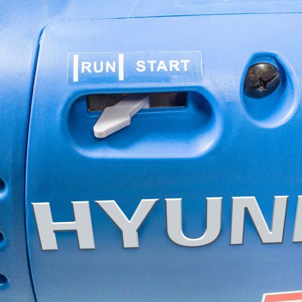 Hyundai HY1000Si Petrol Generator Cover