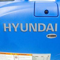 Hyundai HY1000Si Petrol Generator Logo