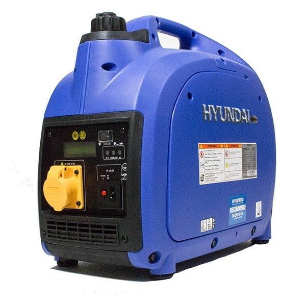 Hyundai HY2000Si 115 1600w Portable Petrol Inverter Generator