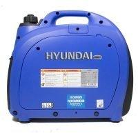 Hyundai HY2000Si 115 1600w Portable Petrol Inverter Generator Side View Right