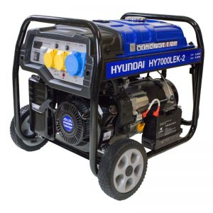 Hyundai-HY7000LEK-2-5.5kW-6.8kVA-Recoil-Electric-Start-Site-Petrol-Generator