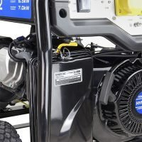 Hyundai HY9000LEK 2 7.5kW 9.4kVa Recoil & Electric Start Site Petrol Generator Air Filter