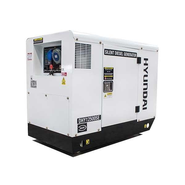 DHY12500SE Hyundai Hampshire Generators