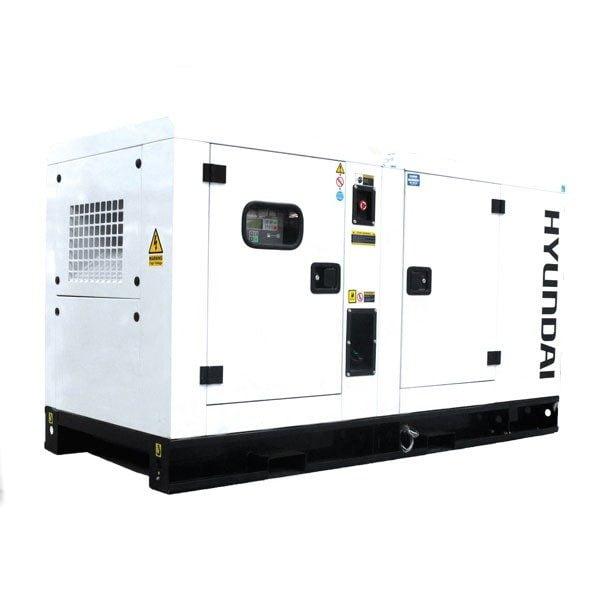 DHY65KSE DHY85KSE DHY125KSE Hyundai Hampshire Generators