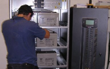 generator installation uninterruptible power supply installation