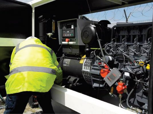 generator servicing service repair maintenance UPS