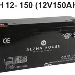 12V 150ah