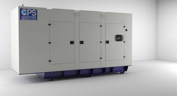 500kVA diesel generator canopy
