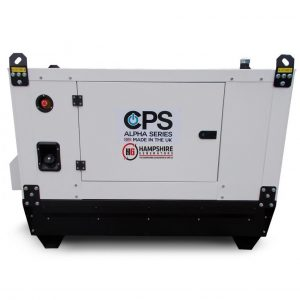 CPS PERKINS AP8S-1PH 9KVA SINGLE PHASE DIESEL GENERATOR