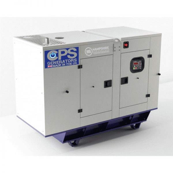 CPS Perkins AP8S-1PH 9kVA Single Phase Diesel Generator