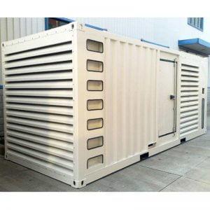 750kVA 800kVA Container Generator