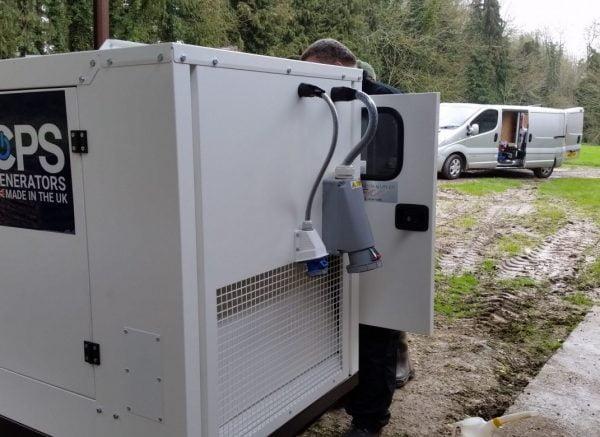 Hampshire Diesel Generator servicve company repair maintenance