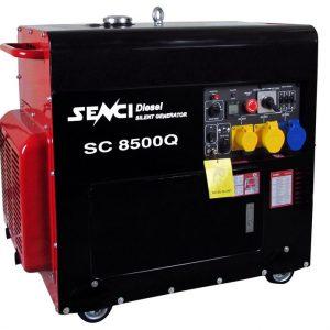 Senci SC8500Q Portable Diesel Generator