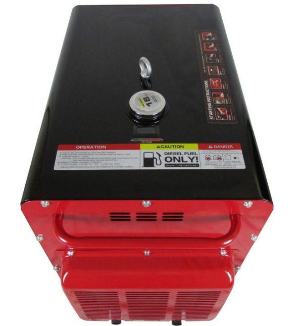 SC8500Q 8kVA Diesel Generator