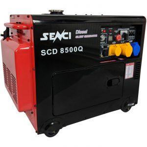 Senci SC8500Q diesel generator
