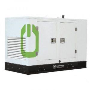 12kVA Diesel Generator 9kW Single Phase HSD120H Kubota Powered Silenced 2