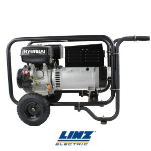 HY220DC Welder Generator