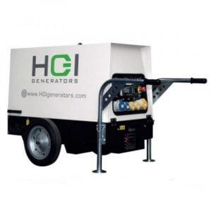 HGI SKD100i 10kVA 8kW 1PH Diesel Generator 2