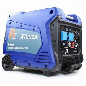 P1PE P4000i 3800W Portable Petrol Inverter Generator