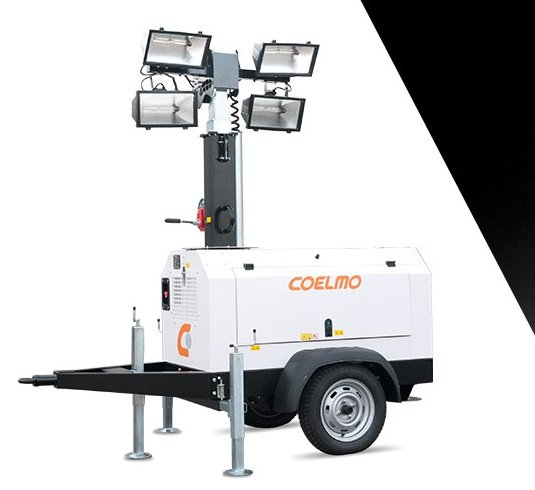 Lighting Tower Coelmo LT7M4x400J-Y