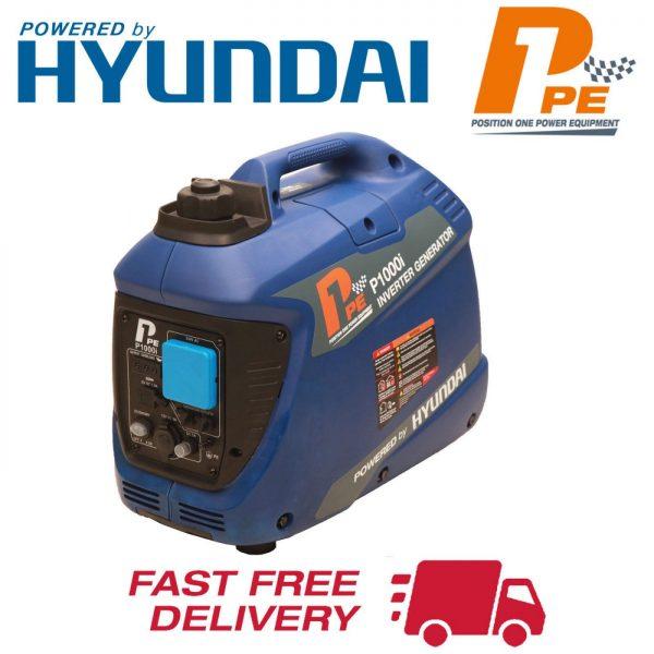 P1pe P1000i inverter generator