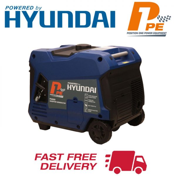 P1pe P4000i inverter generator
