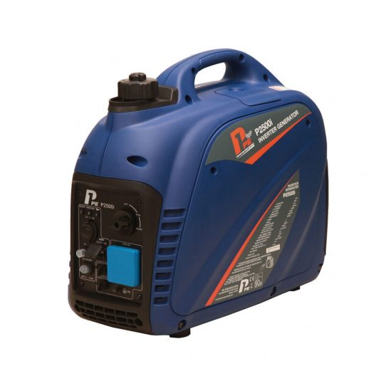P1PE P2500i petrol inverter generator