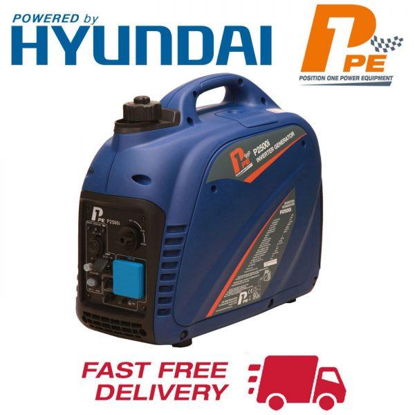 P1PE P2500i Inverter Generator