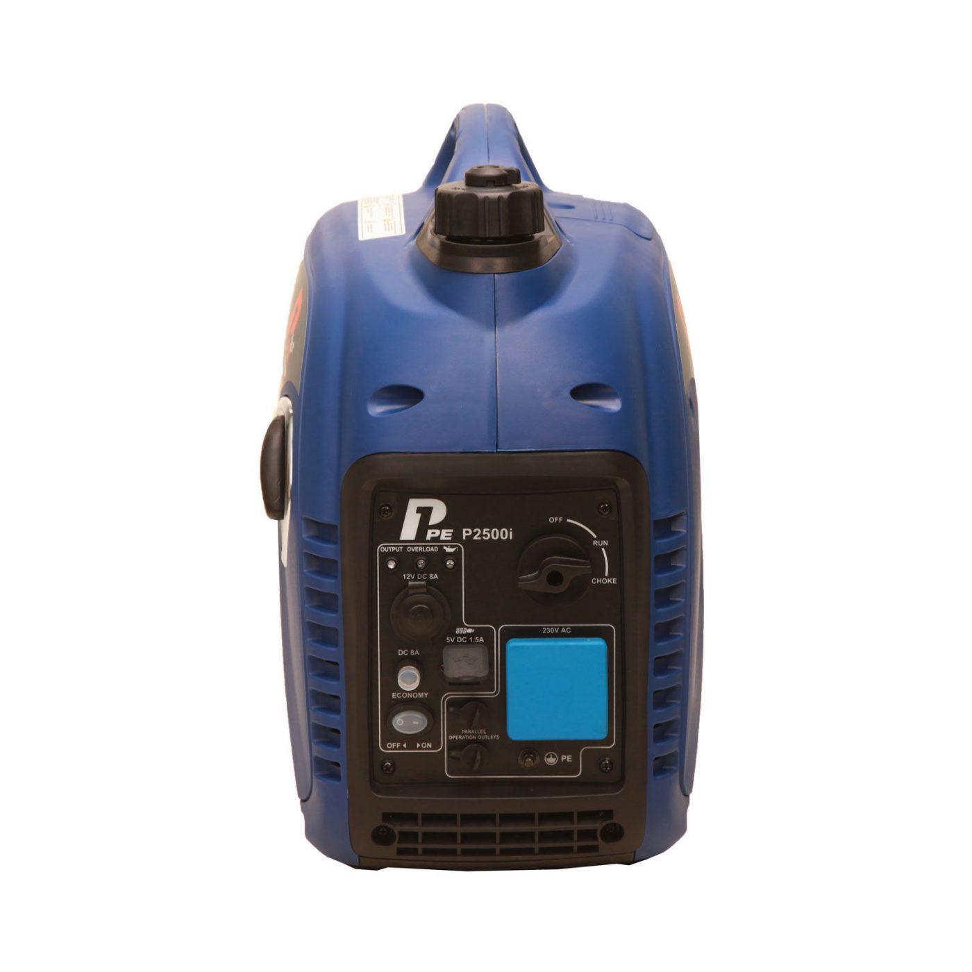 P2500i P1PE 2200W Petrol Inverter Generator Powered by Hyundai