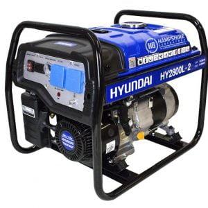 HYUNDAI-HY2800L-2-2.2KW-2.75KVA-RECOIL-START-SITE-PETROL-GENERATOR