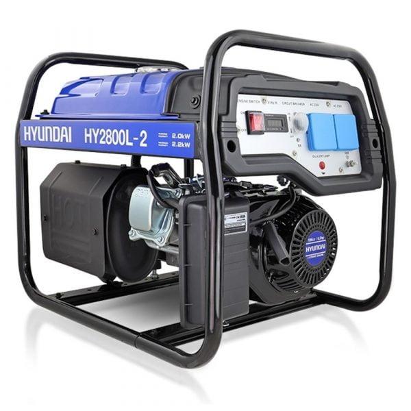 Hyundai HY2800L 2 Petrol Generator