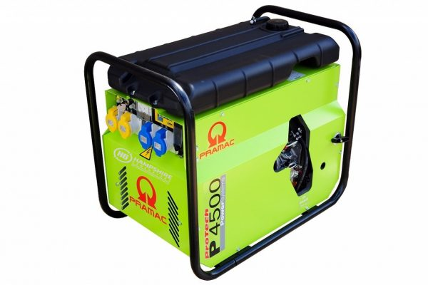 Pramac-P4500-electric-start-diesel-generator