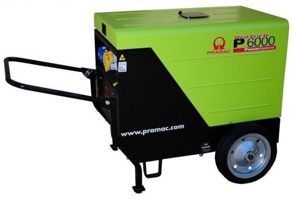 Pramac P6000 Diesel Generator