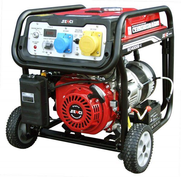 Senci SC4000-II petrol generator