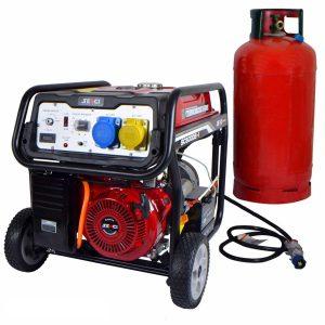 SC6000-II Dual Fuel Senci
