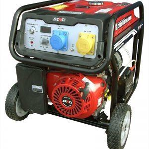 SC8000-II Senci petrol generator