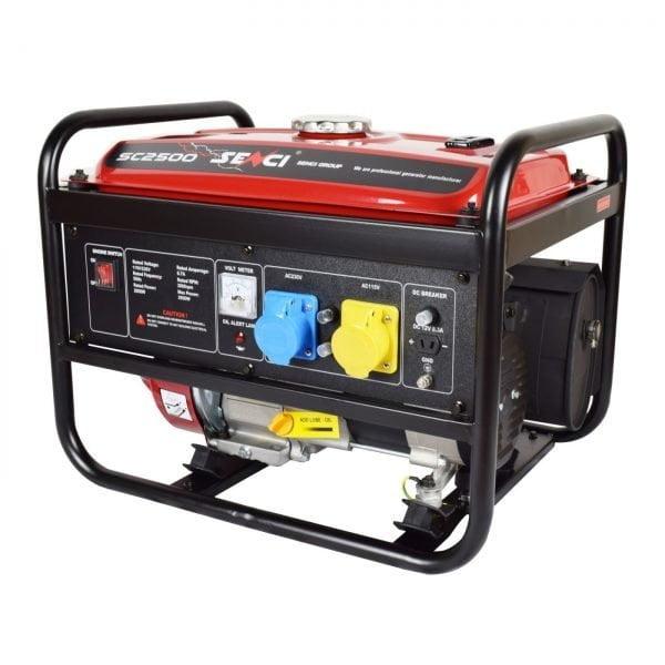 Senci-SC2500-Ii-2.2kw-Frame-Mounted-Petrol-Generator-2020