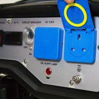 HY2800L-2 Hyundai petrol generator
