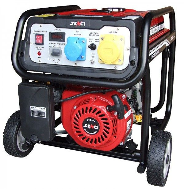 Senci SC3250W-II petrol generator