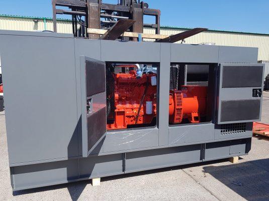 150kVA Perkins diesel generator standby