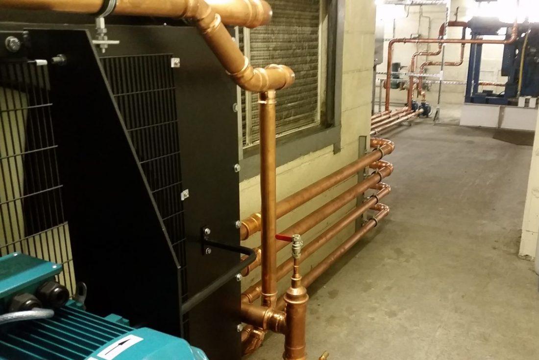 Diesel Generator Installation Winchester