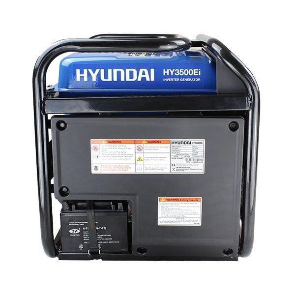 HY3500ei generator inverter Hyundai