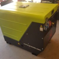Pramac P9000 used diesel generator